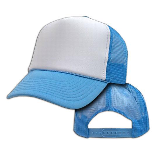 Blank 2 Tone Trucker Hats - Buy Customizable Trucker Hats 20c3065549ed
